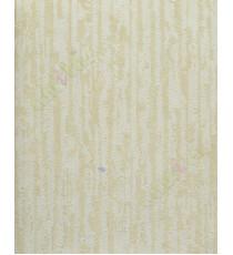 Gold grey elegant vertical self texture home décor wallpaper for walls