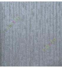 Dark black elegant vertical self texture home décor wallpaper for walls
