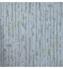 Grey elegant vertical self texture home décor wallpaper for walls