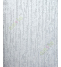 White grey silver elegant vertical self texture home décor wallpaper for walls