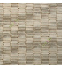 Brown beige color vertical stripes of horizontal small rolls paper works small paper rolls vertical snake skin home décor wallpaper