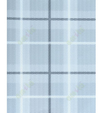 Black white grey color herringbone pattern with checks home décor wallpaper for walls