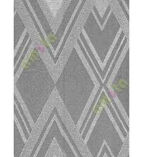 Grey colour contemporary texture with design home décor wallpaper for walls