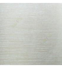Beige color horizontal embossed weaved texture pattern vertical thin lines wallpaper