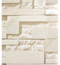 Orange white sparkle beautiful stone wall with design home décor wallpaper for walls