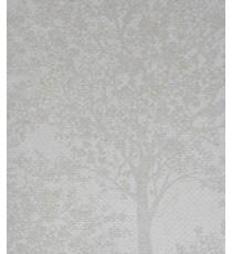 Beige grey colour natural tree design home décor wallpaper for walls
