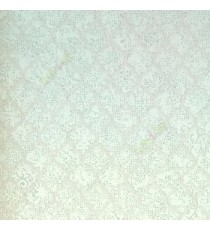 Green beige gold color beautiful traditional moroccan with small swirl pattern wallpaper