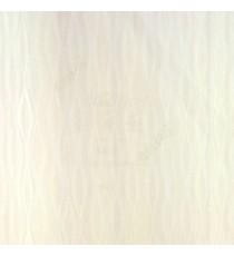 Beige grey color traditional vertical morning fog ogee pattern sound waves flows pattern wallpaper