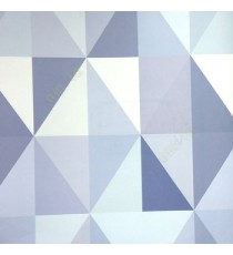 Abstract design in purple beige grey color diamond geometric shaped wallpaper