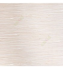 Beige brown color horizontal stripes texture matt finished stitched lines wallpaper