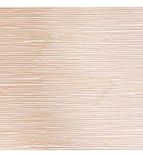 Brown Beige color horizontal stripes texture matt finished stitched lines wallpaper