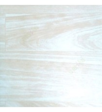 Beige cream color natural wood plank finished vertical small texture lines wood layer wallpaper