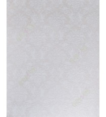 Beige white colour traditional damask design home décor wallpaper for walls