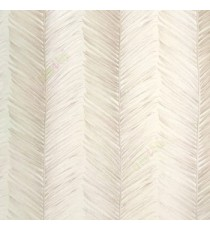 Beige silver color natural vertical long daun kelapa leaf patterns with thin carved texture finished surface home décor wallpaper