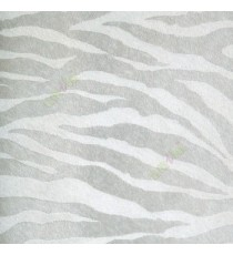 Beige grey color texture small lines animal prints zebra skin pattern wallpaper