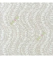 Beige grey color vertical flowing trendy lines geometric shapes waves rectangular scales snakes pattern texture finished wallpaper