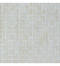 Beige brown white color geometric square shaped texture lines check box wallpaper