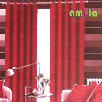 solid & texture curtains in bangalore